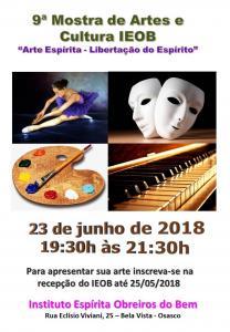 IX Mostra de Artes